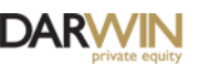 Darwin Private Equity logo