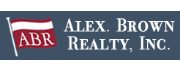 Alex. Brown Realty logo
