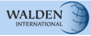 Walden International logo