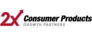 2x Consumer Products Growth Partners logo