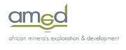 African Minerals Exploration & Development (AMED) logo