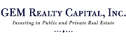 GEM Realty Capital logo