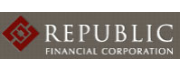 Republic Financial Corporation logo