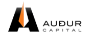 Audur Capital logo