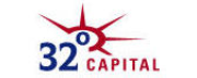 32 Degrees Capital logo
