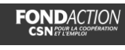 Fondaction CSN logo