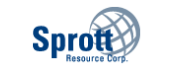 Sprott Resource Corp. logo