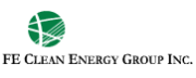 FE Clean Energy Group logo