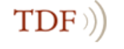 Telecommunications Development Fund (TDF) logo