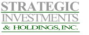 Strategic Investments & Holdings Inc. logo