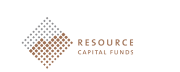 Resource Capital Funds logo