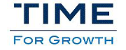 TIME For Growth logo