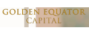 Golden Equator Capital Real Estate logo