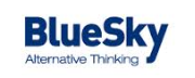 Blue Sky Real Estate logo