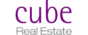 Cube Real Estate logo