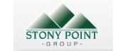The Stony Point Group logo